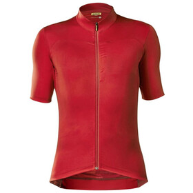 Mavic Essential Jersey korte mouwen Heren, rood